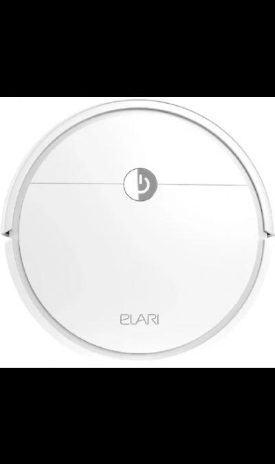Робот-пылесос ELARI SmartBot Lite  SBT-002A (белый)