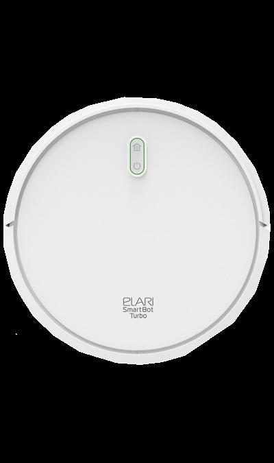 Робот-пылесос ELARI SmartBot Brush SBT-002A (белый)