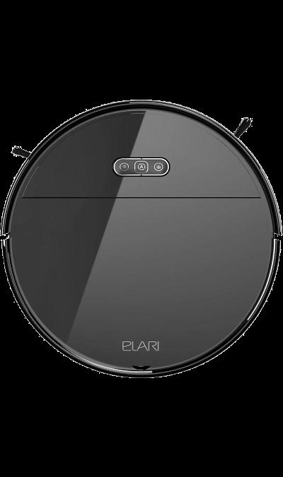 Робот-пылесос ELARI SmartBot Brush SBT-002A (черный)