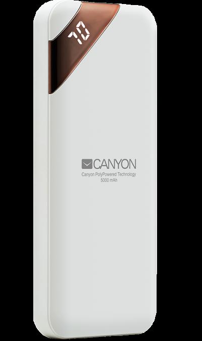 Аккумулятор Canyon CNE-CPBP5W, белый