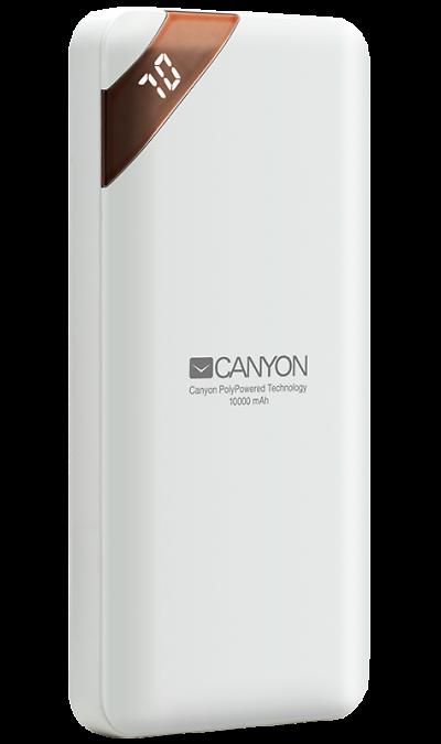 Аккумулятор Canyon CNE-CPBP10W, белый