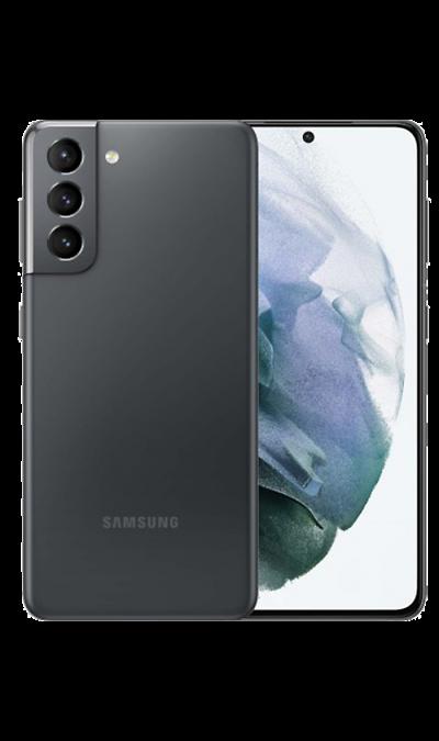 Смартфон Samsung Galaxy S21 128ГБ Серый фантом