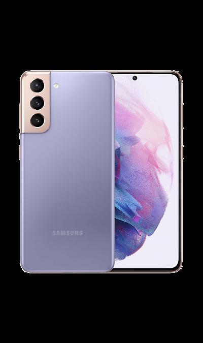 Смартфон Samsung Galaxy S21+ Фиолетовый фантом