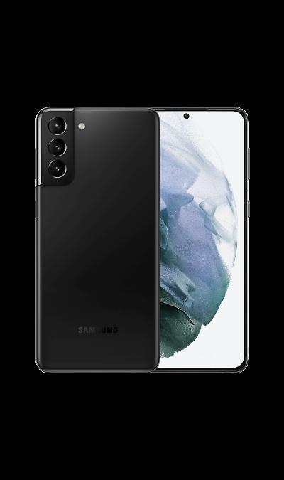 Смартфон Samsung Galaxy S21+ Чёрный фантом