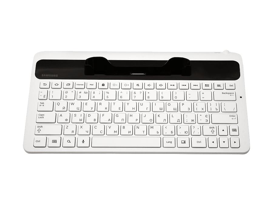Док-станция с клавиатурой Samsung ECR-K18RWEG для Galaxy Tab 7.7 P6800