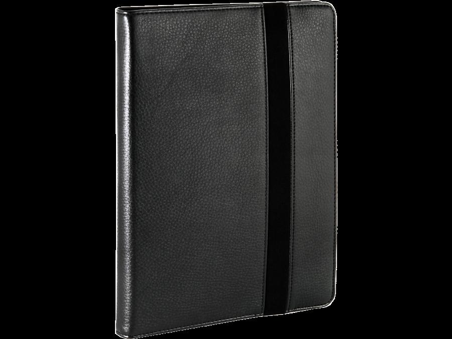 Prolife Чехол-книжка Prolife универсальный Platinum 10, кожа, черный prolife 4082536 black