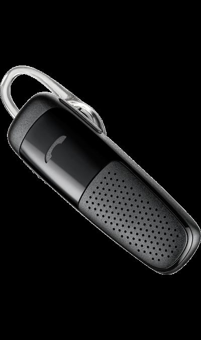 Plantronics M25Наушники и гарнитуры<br>Plantronics M25 - стильная моно bluetooth-гарнитура. Благодаря режиму DeepSleep гарнитура способна сохранять заряд аккумулятора до 5 месяцев. Снижает помехи, шум ветра и эхо во время звонков. Технология Multipoint позволяет гарнитуре подключиться и отслеживать вызовы сразу с двух Bluetooth-устройств, а также переключаться между ними.<br> Гарнитура удобна не только для общения, но и для прослушивания музыки, подкастов, сигналов GPS и других звуков с устройств, оснащенных технологией A2DP.<br><br>Colour: Черный