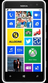 Смартфон Nokia Lumia 625 - описание, отзывы, фото