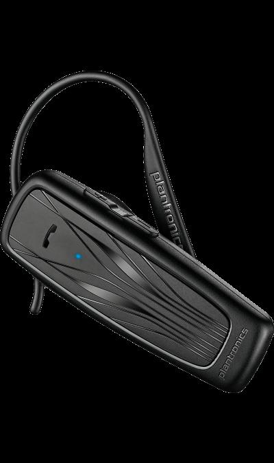 Plantronics ML10Наушники и гарнитуры<br>Отличительными особенностями удобной и простой в использовании гарнитуры Bluetooth Plantronics ML10  являются качественный звук и великолепные технические характеристики, гарантирующие надежную связь.<br><br>Colour: Черный