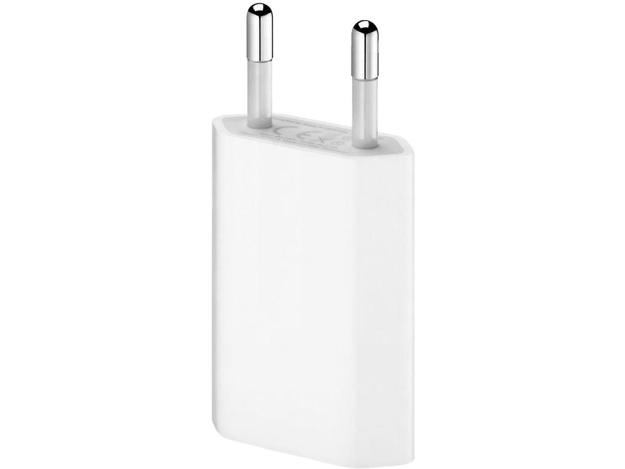Зарядное устройство сетевое Apple MD813ZM/A (White)