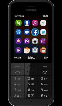 e6991e41877 Купить Телефон Nokia 220 Dual Sim Black по выгодной цене в Москве в ...
