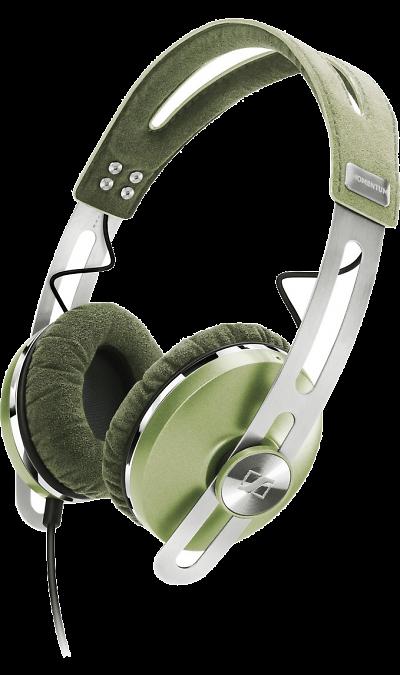 Проводная гарнитура Sennheiser Momentum On-Ear, стерео (зеленая)Наушники и гарнитуры<br>Представляем Вам самую стильную новинку от Sennheiser - Momentum On-Ear. Эти накладные наушники - более компактный вариант популярной модели наушников Momentum. Как и старшая модель, новые Momentum On-Ear созданы с применением премиальных материалов и обладают восхитительным звучанием. Но на этот раз, вам на выбор предлагаются варианты стильных цветовых решений.<br>В переводе с латыни momentum может означать импульс, движение, изменение, влияние и даже революцию. Все эти значения ...<br><br>Colour: Зеленый