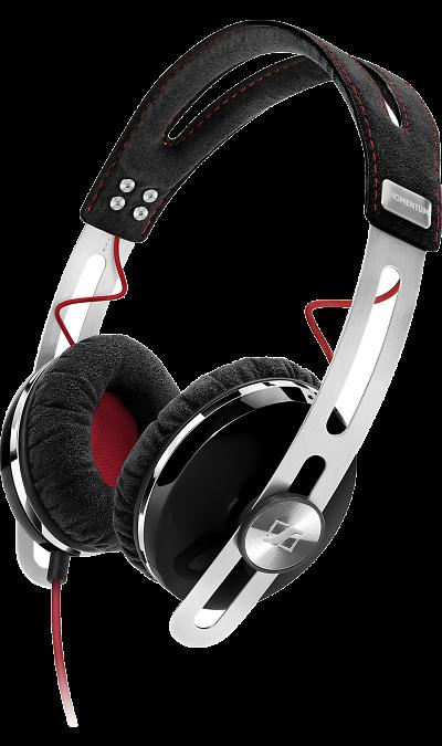 купить Sennheiser Проводная гарнитура Sennheiser Momentum On-Ear, стерео (черная) онлайн