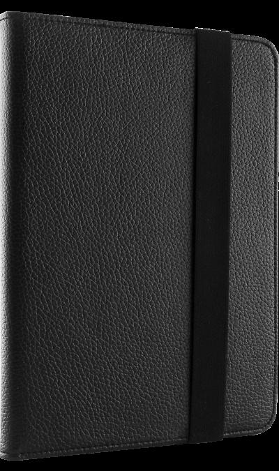 MegaCase Чехол-книжка MegaCase универсальный 7-8, поликарбонат / полиуретан, черный interstep чехол книжка vels p8m планшет 8 8 5 экокожа black