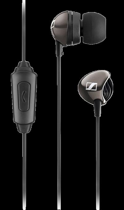Sennheiser CX 275Наушники и гарнитуры<br>Универсальная внутриканальная гарнитура CX 275s позволит Вам наслаждаться качественным звучанием Sennheiser на ходу и отвечать на входящие звонки, независимо от марки смартфона. Мощные динамические излучатели обеспечивают выдающееся качество звука, в то время как ушные насадки разных размеров позволяет добиться отличной посадки и звукоизоляции.<br><br>Colour: Черный