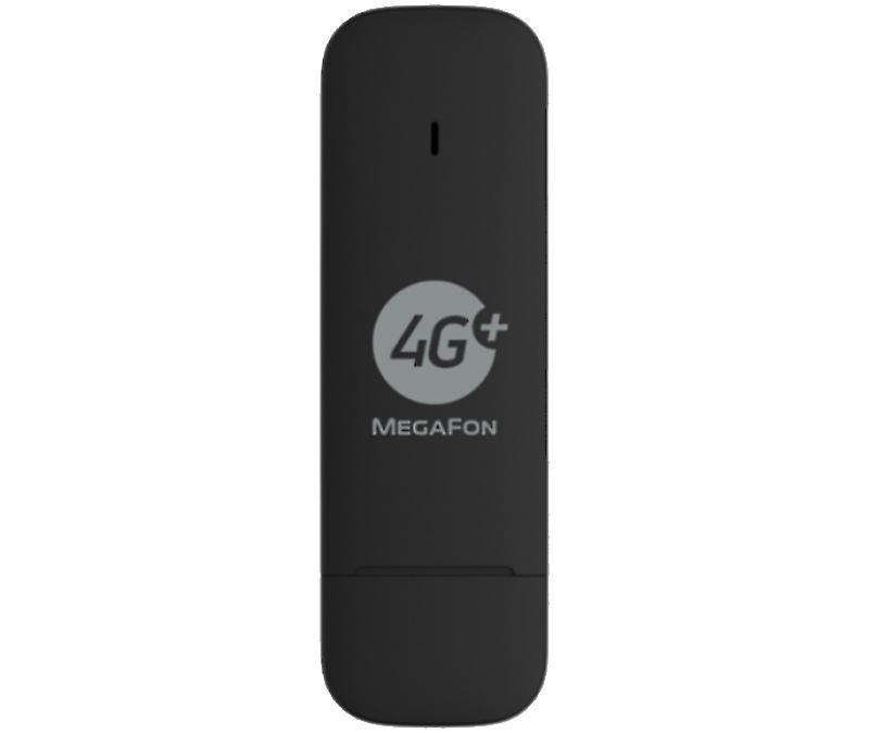4G+ (LTE) модем M150-2 (черный), до 150 Мбит/сек