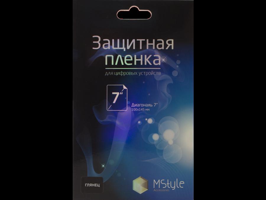 Защитная пленка MStyle  7'' (прозрачная)