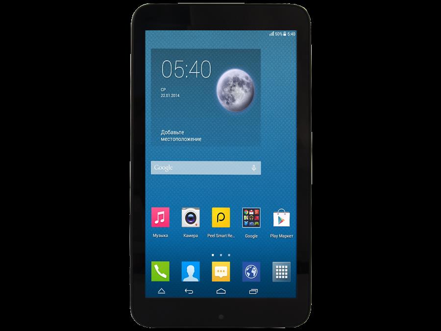 Планшет Alcatel Pixi 7 I216X 3G Bluish Black