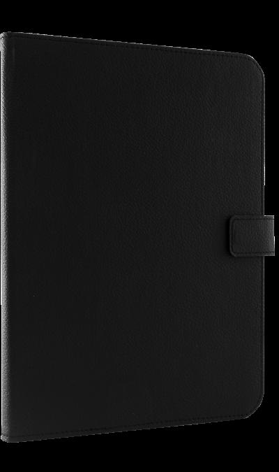 Чехол-книжка MegaCase универсальный 10, кожа, черныйЧехлы и сумочки<br>Чехол поможет защитить ваш планшет от повреждений.<br><br>Colour: Черный