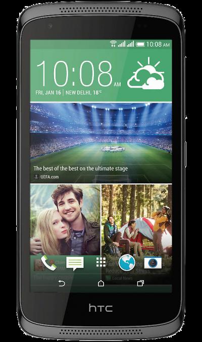 HTC Desire 526G Dual Sim BlackСмартфоны<br>2G, 3G, Wi-Fi; ОС Android; Дисплей сенсорный емкостный 16,7 млн цв. 4.7; Камера 8 Mpix, AF; Разъем для карт памяти; MP3, FM,  GPS; Вес 151 г.<br><br>Colour: Черный
