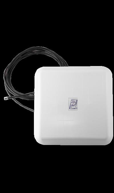Усилитель сигнала мобильного интернета РЭМО FLAT-15 M 3G/4G+Антенное оборудование<br>Антенна панельная РЭМО FLAT-15 M предназначена для использования совместно с оборудованием беспроводных систем передачи данных стандартов 2G(GSM1800), 3G (WCDMA2100), 4G(WIMAX,LTE2600), WiFi (IEEE802.11b/g/n).<br>Данная антенна является направленной (ширина диаграммы направленности - 30 градусов/30 градусов) и прекрасно подходит для обеспечения устойчивого соединения абонент - базовая станция или точка - точка, при использовании в сетях WiFi. Антенна оснащена разъемом N-female, что ...<br>