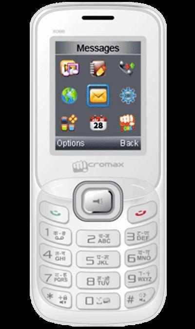 Micromax X088Телефоны<br>2G; Дисплей емкостный 65,5 тыс цв. 1.8; Камера 0.08 Mpix; Разъем для карт памяти; MP3, FM; Время работы 240 ч. / 4.0 ч.; Вес 64 г.<br><br>Colour: Белый