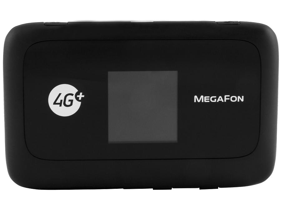 4G+ (LTE)/Wi-Fi мобильный роутер MR150-2 (черный)