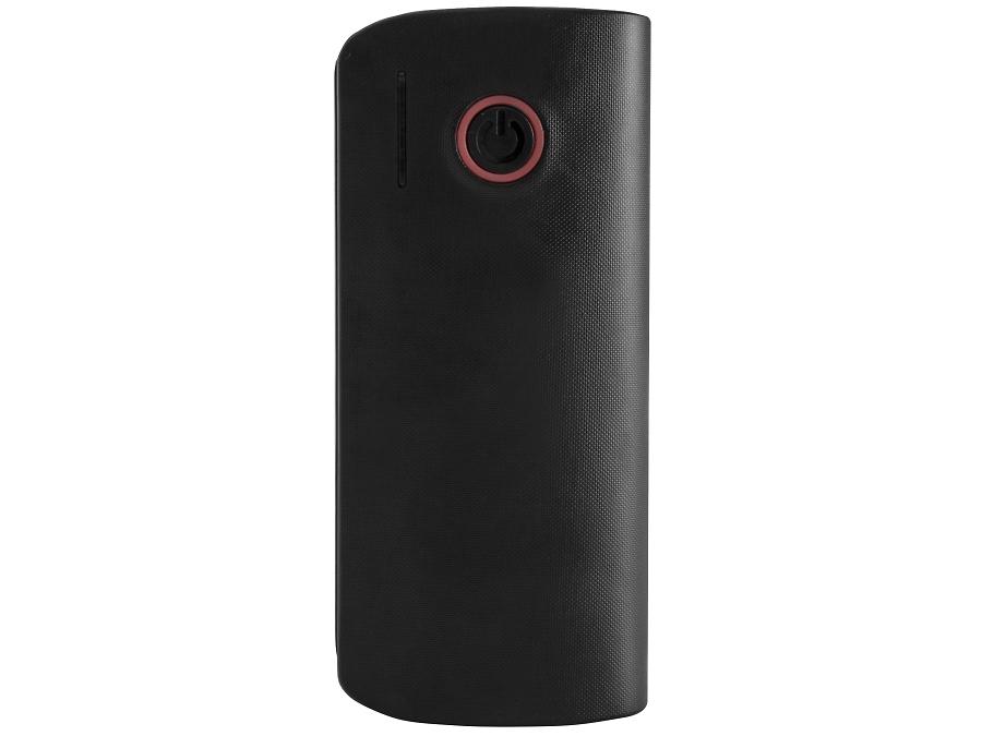 Аккумулятор iconBIT FTB4000SF, Li-Pol, 4000 мАч, черный (портативный)