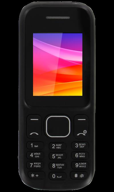 Vertex M103 BlackТелефоны<br>2G; Дисплей 65,5 тыс цв. 1.77; Разъем для карт памяти; MP3, FM; Время работы 100 ч. / 5.0 ч.; Вес 66 г.<br><br>Colour: Черный