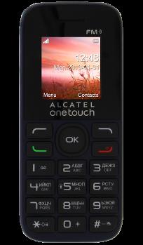 Alcatel One Touch 1013d Инструкция По Применению img-1