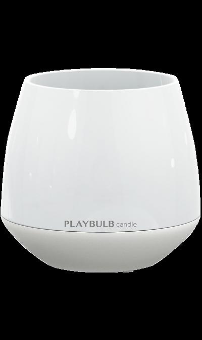 Умная лампа Mipow Playbulb Candle BTL300 WTУмные устройства<br>Светодиодная лампа Mipow PLAYBULBCandle может изменять яркость свечения, а также его оттенок при получении сигнала от специального приложения на смартфоне. Девайс совместим с операционными системами iOS и Android, программа доступна для владельцев лампы бесплатно.<br>Режим ночника. При включении специального режима лампа принимает белый цвет и устанавливает минимальную яркость, что позволяет использовать ее вместо обычного ночника.<br>Дополнительная функция. Перевернув ...<br><br>Colour: Белый