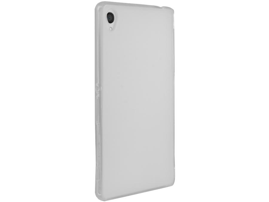 Чехол-крышка Cellular Line SHAPE для Sony Xperia Z3, силикон, белый