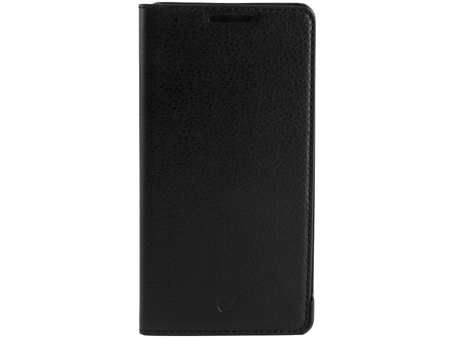 Чехол-книжка Cellular Line BOOK ESSENTIAL для  Galaxy A3, кожзам / пластик, черный