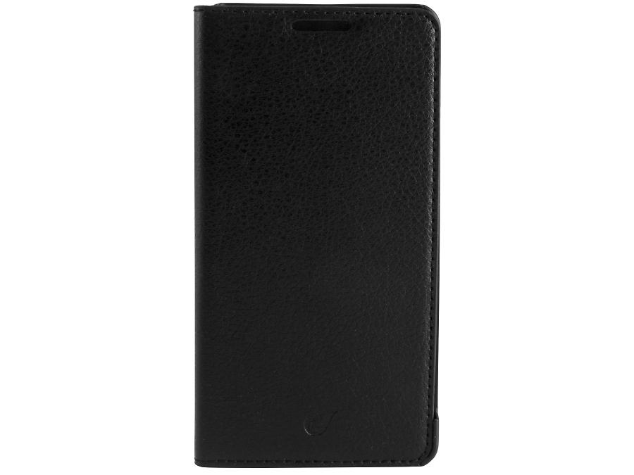 Чехол-книжка Cellular Line BOOK ESSENTIAL для Galaxy A5, кожзам / пластик, черный