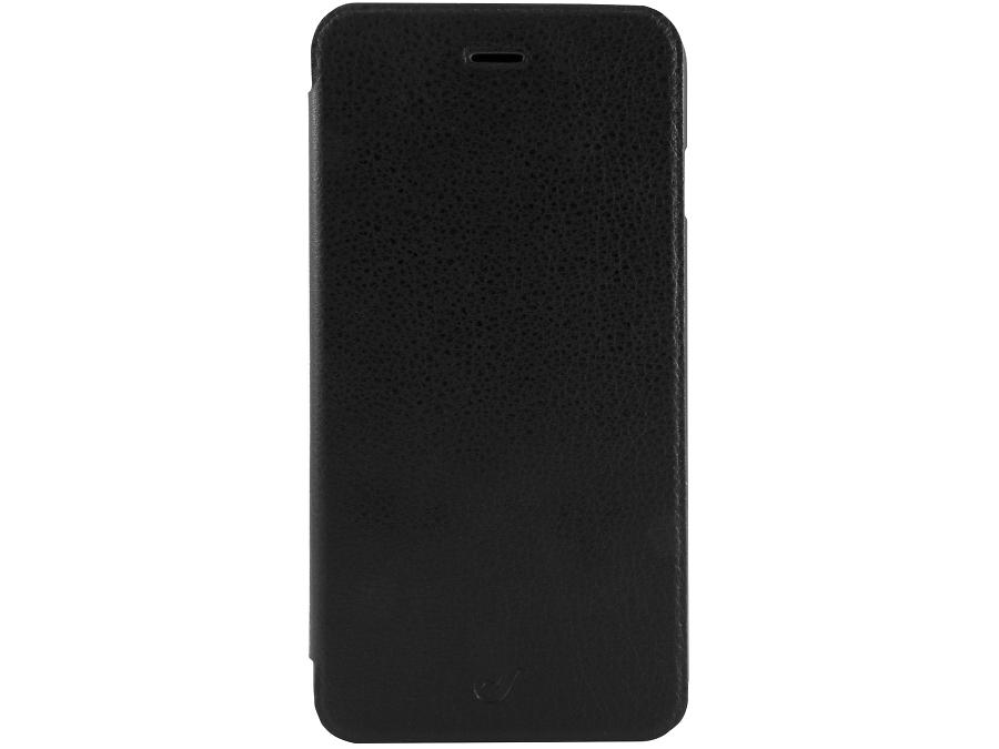 Чехол-книжка Cellular Line Book Essential для iPhone 6 Plus, кожзам / пластик, черный