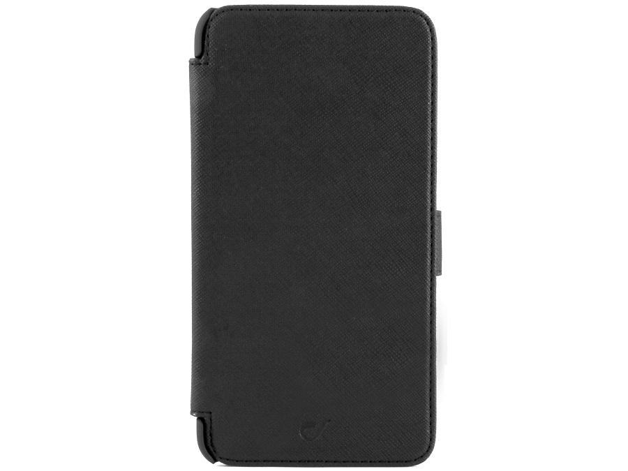 Чехол-книжка Cellular Line Book Agenda для iPhone 6 Plus, кожзам / пластик, черный