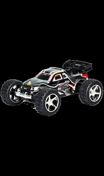 Игрушка Mixberry MGW 8402R гоночный автомобильУмные устройства<br>Идеальный подарок для любителей авто любого возраста - прочный и быстрый гоночный автомобиль со взрослой независимой подвеской и отличной маневренностью.<br>Высококачественный гаджет управляется дистанционно с любого смартфона или планшета с ОС IOS/Android.<br>Технические характеристики передатчика:<br><br>Функции - движение вперед / назад; поворот вправо / влево; Разгон до максимальной скорости за 4 сек;<br>Совместимость - iOS, Android;<br>Время работы - 2-3 часа;<br>Время ...<br><br>Colour: Черный