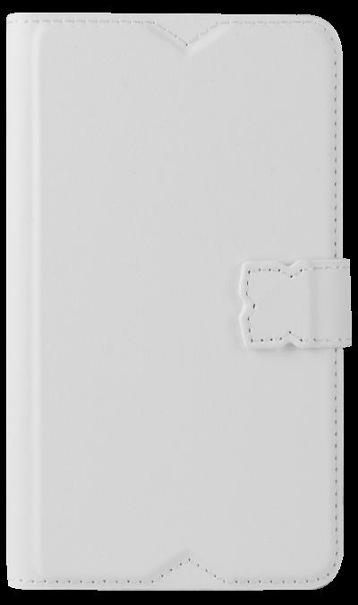 Чехол-книжка Muvit SESLI0135  для Sony Xperia E4, поликарбонат / полиуретан, белыйЧехлы и сумочки<br>Чехол поможет не только защитить ваш Sony Xperia E4 от повреждений, но и сделает обращение с ним более удобным, а сам аппарат будет выглядеть еще более элегантным.<br><br>Colour: Белый