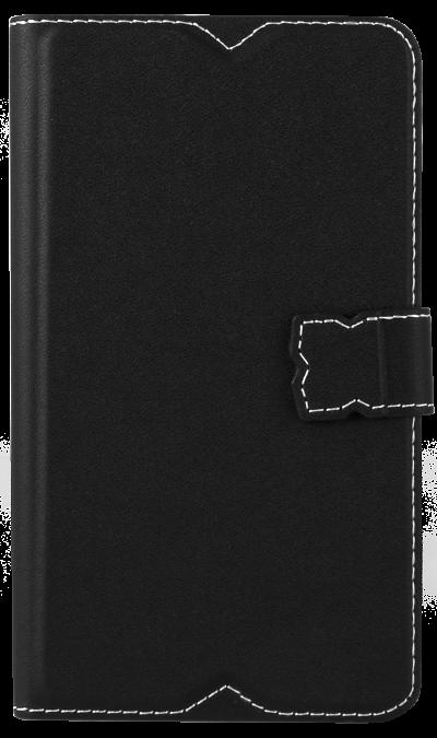 Чехол-книжка Muvit SESLI0134  для Sony Xperia E4, поликарбонат / полиуретан, черныйЧехлы и сумочки<br>Чехол поможет не только защитить ваш Sony Xperia E4 от повреждений, но и сделает обращение с ним более удобным, а сам аппарат будет выглядеть еще более элегантным.<br><br>Colour: Черный