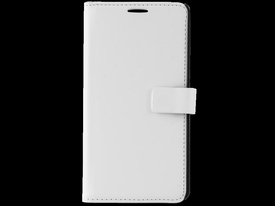 Чехол-книжка Muvit MUSLI0620 для Samsung Galaxy A5, поликарбонат / полиуретан, белый
