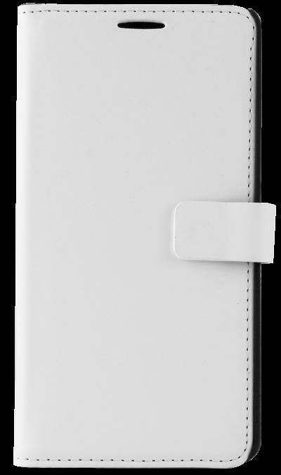 Чехол-книжка Muvit MUSLI0620 для Samsung Galaxy A5, поликарбонат / полиуретан, белыйЧехлы и сумочки<br>Чехол поможет не только защитить ваш Samsung Galaxy A5 от повреждений, но и сделает обращение с ним более удобным, а сам аппарат будет выглядеть еще более элегантным.<br><br>Colour: Белый