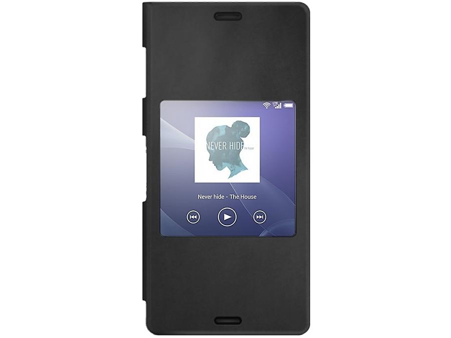 �����-������ Sony SCR24 ��� Xperia Z3, ����������, ������