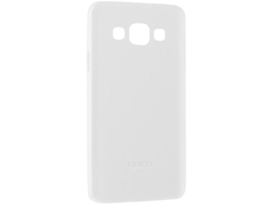 Чехол-крышка Uniq Bodicon для Samsung Galaxy A3, силикон, прозрачный