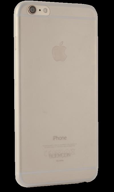 Чехол-крышка Uniq Bodycon для Apple iPhone 6 Plus, силикон, прозрачныйЧехлы и сумочки<br>Чехол Uniq  поможет не только защитить ваш iPhone 6+ от повреждений, но и сделает обращение с ним более удобным, а сам аппарат будет выглядеть еще более элегантным.<br><br>Colour: Белый