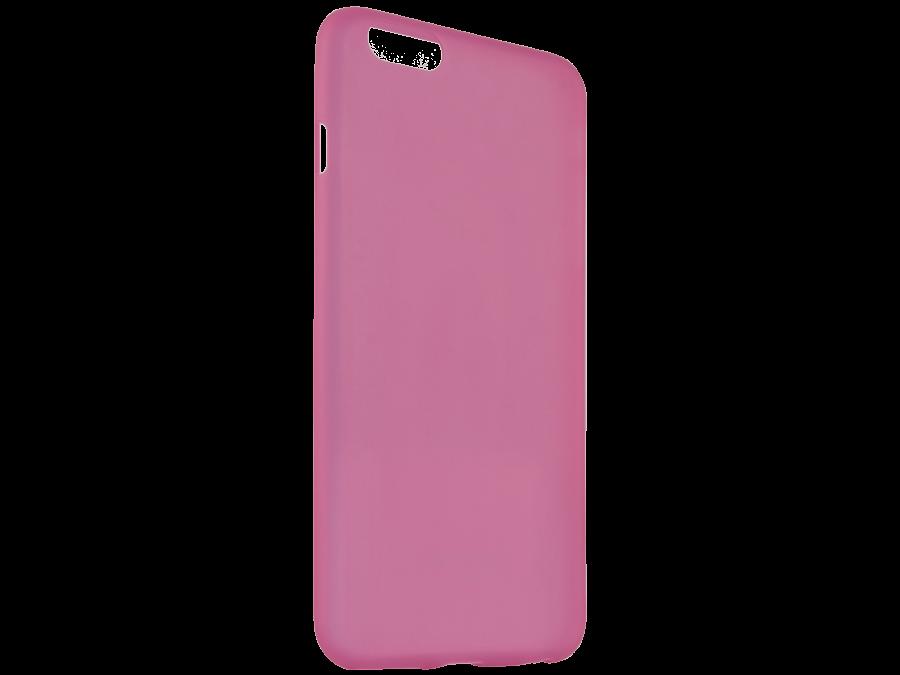 Чехол-крышка Uniq Bodycon для Apple iPhone 6 Plus, силикон, розовый