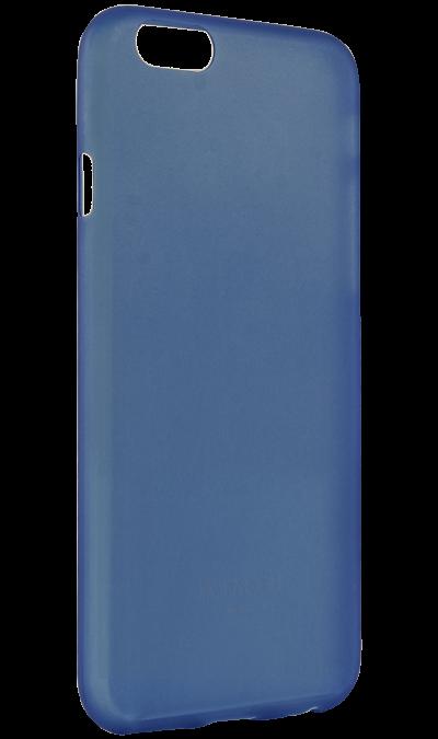 Чехол-крышка Uniq Bodycon для Apple iPhone 6 Plus, силикон, синийЧехлы и сумочки<br>Чехол Uniq  поможет не только защитить ваш iPhone 6+ от повреждений, но и сделает обращение с ним более удобным, а сам аппарат будет выглядеть еще более элегантным.<br><br>Colour: Синий
