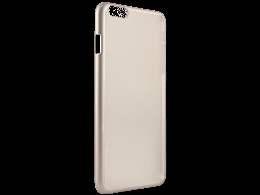 Чехол-крышка Uniq Glacier для Apple iPhone 6, пластик, золотистый