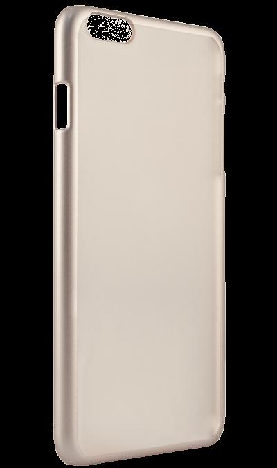 Чехол-крышка Uniq Glacier для Apple iPhone 6, пластик, золотистыйЧехлы и сумочки<br>Чехол Uniq  поможет не только защитить ваш iPhone 6 от повреждений, но и сделает обращение с ним более удобным, а сам аппарат будет выглядеть еще более элегантным.<br><br>Colour: Золотистый