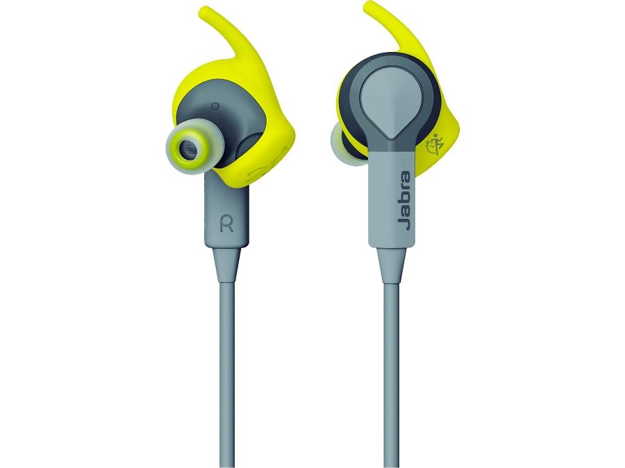 Bluetooth-гарнитура Jabra SPORT COACH WIRELESS, стерео (желтые)