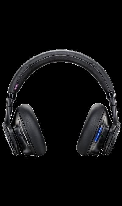 Plantronics BackBeat PROНаушники и гарнитуры<br>Создавайте и слушайте еще более длинные плейлисты. <br> До 24 часов непрерывной потоковой передачи и удобный аудиокабель позволяют слушать музыку и смотреть фильмы столько, сколько захотите. Такие функции энергосбережения, как автоматическая приостановка потоковой передачи звука и активного шумоподавления (ANC) при снятии наушников, а также режим гибернации, в который наушники переходят при нахождении вне зоны действия сопряженного с ними устройства, также способствуют увеличению времени ...<br><br>Colour: Черный